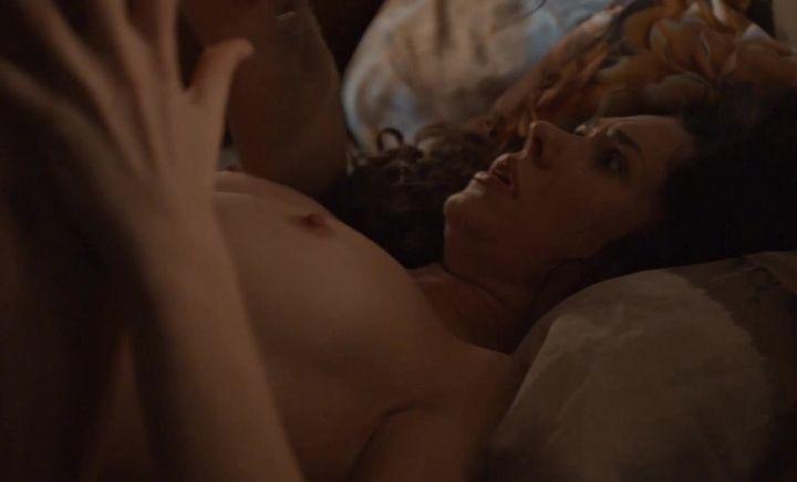 голая грудь Виктории Заболотной