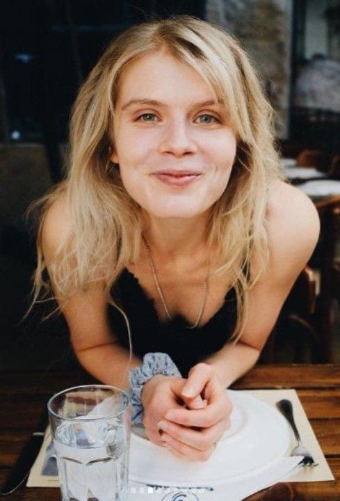 секси Алина Томникова