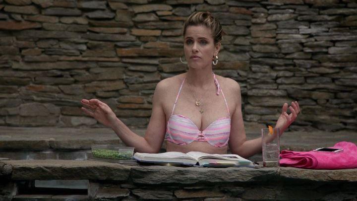 Аманда Пит в купальнике