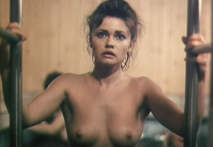голая грудь Анны Назарьевой
