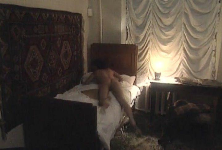 Анна Самохина постельная сцена