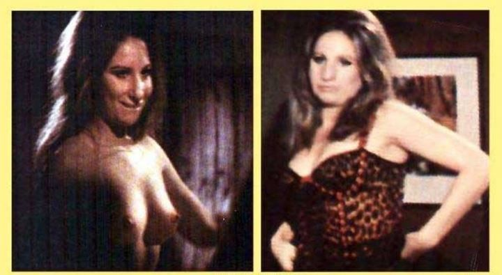 Barbra Streisand nude