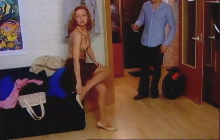 Дарья Лузина в нижнем белье