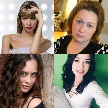 Голые актрисы из сериала Филатов