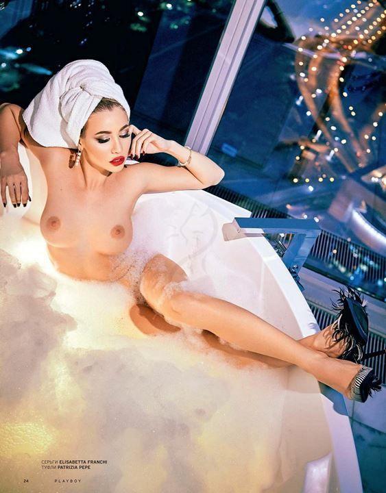 Лия Ситдикова голая в playboy