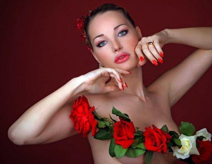 Мария Максакова голая