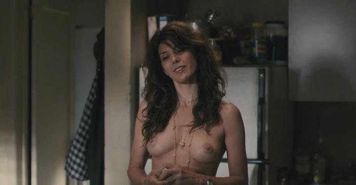 голая Marisa Tomei