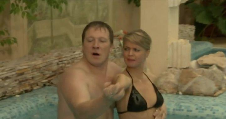 Мария Климова в купальнике