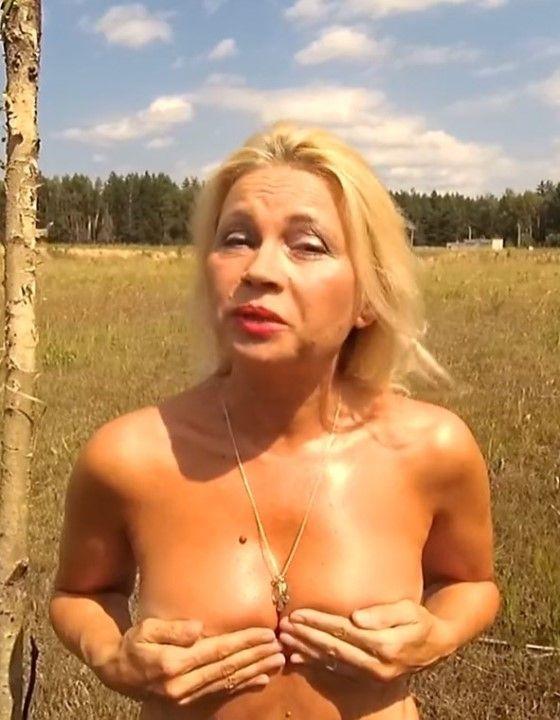 голая Надежда Нечаева депутат