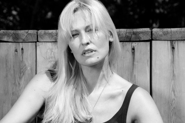 секси Ольга Егорова в молодости