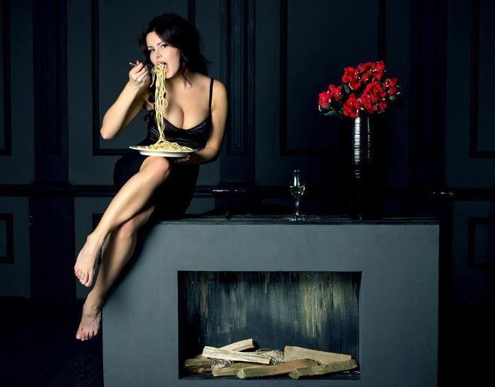 Рената Камалова горячие фото