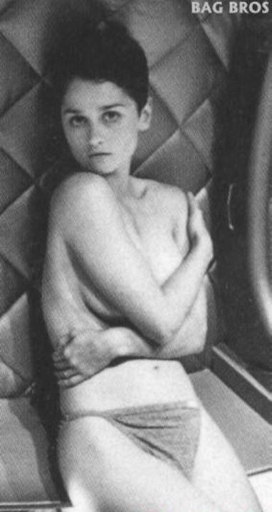 голая Робин Танни в молодости