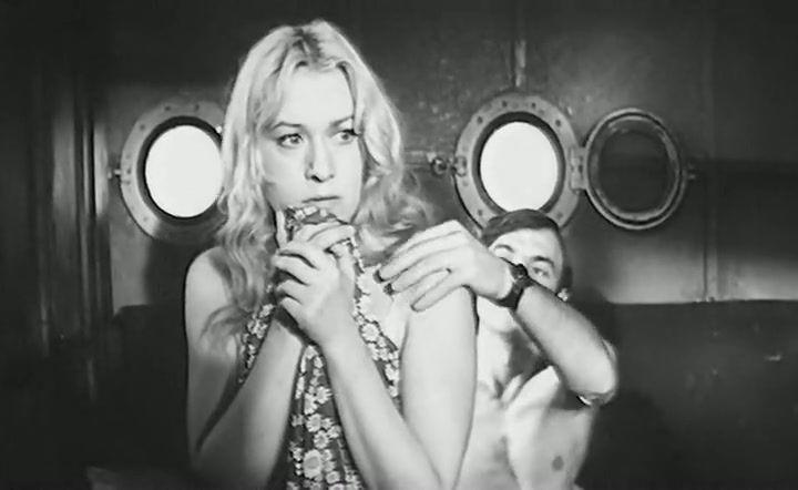 голая Валентина Талызина в молодости