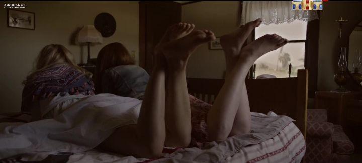 голые ножки Валерии Дмитриевой