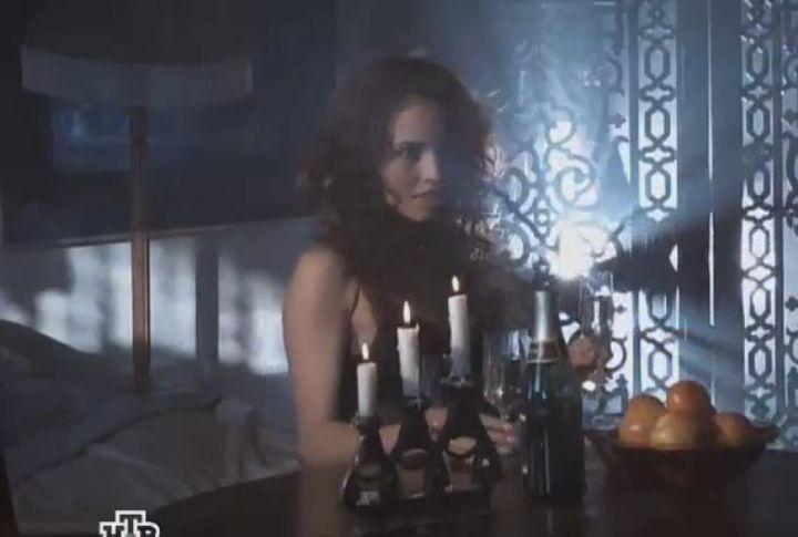 Юлия Маньковская в белье