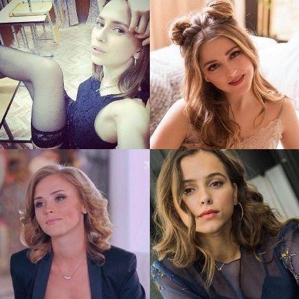 голые русские актрисы