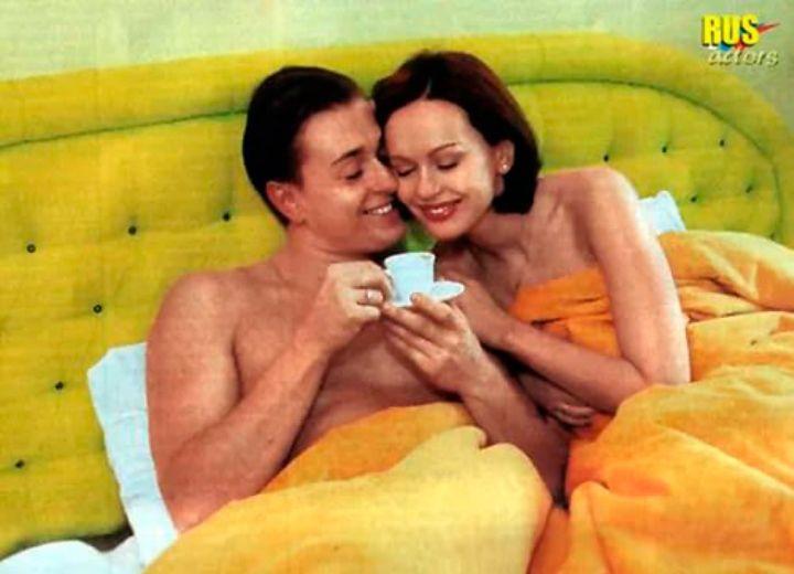 секс Сергея и Иры Безруковой