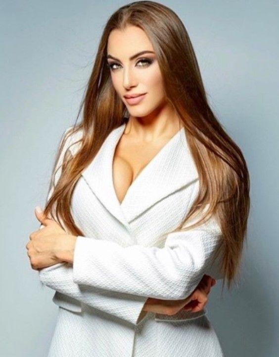 Маргарита Паша бюст