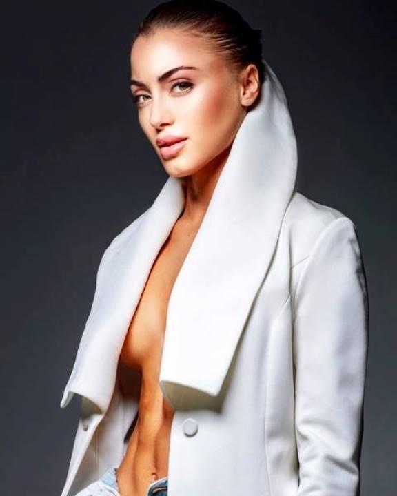 голая грудь Маргариты Паша