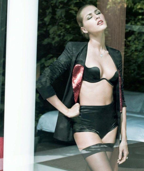 сексуальная Марина Петренко в нижнем белье