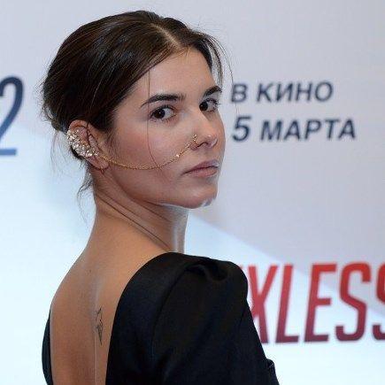 Мария Андреева голая