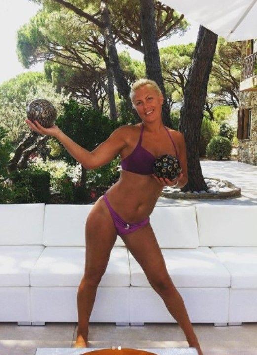 Наталья Рагозина фото в купальнике
