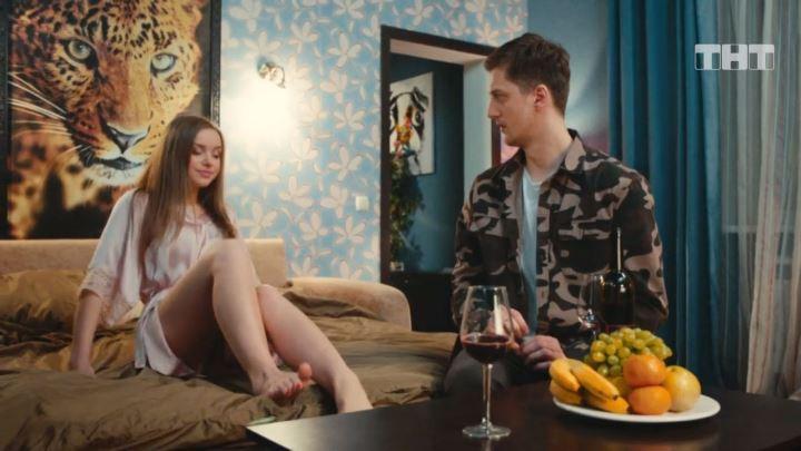 эротическая сцена Екатерины Хомчук