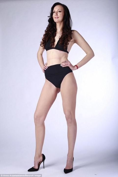 фото Екатерины Лисиной в купальнике