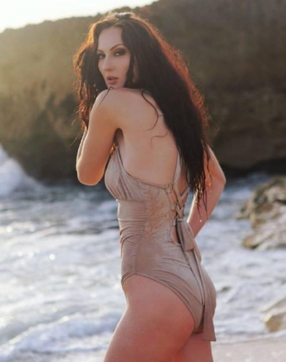 Екатерина Лисина попа