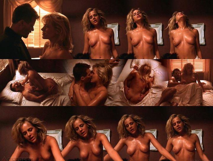 секс с голой Джули Бенц