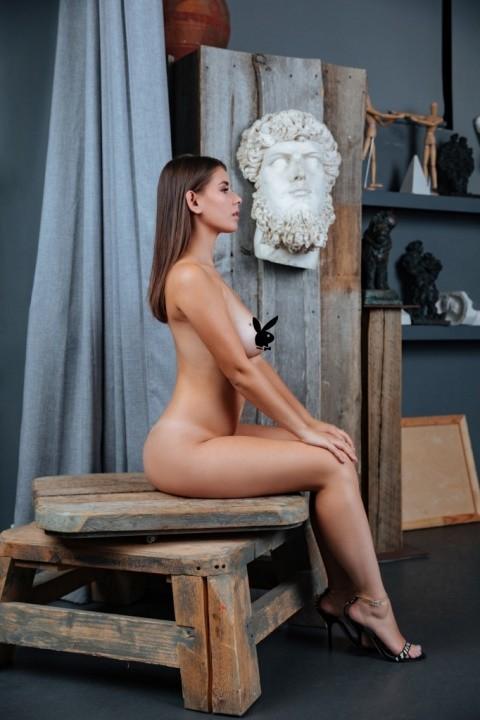 Ангелина Просветова голая