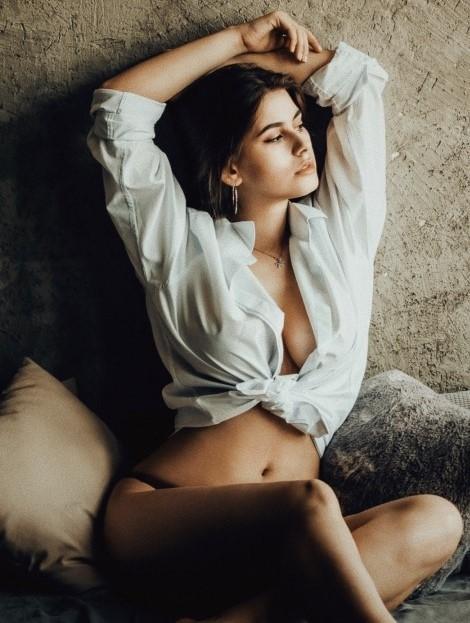 Ангелина Просветова откровенные фото
