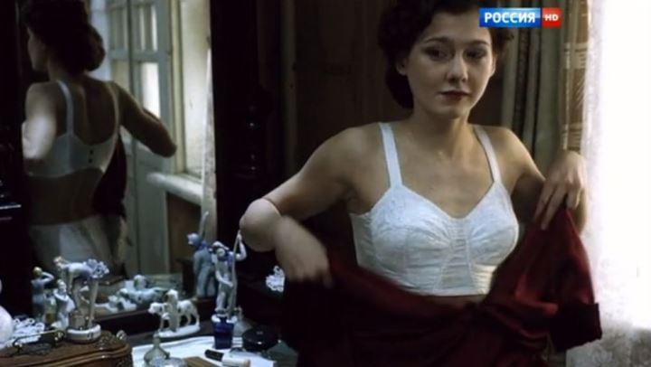 Полина Агуреева в нижнем белье