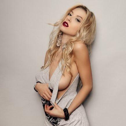 Полина Логунова голая