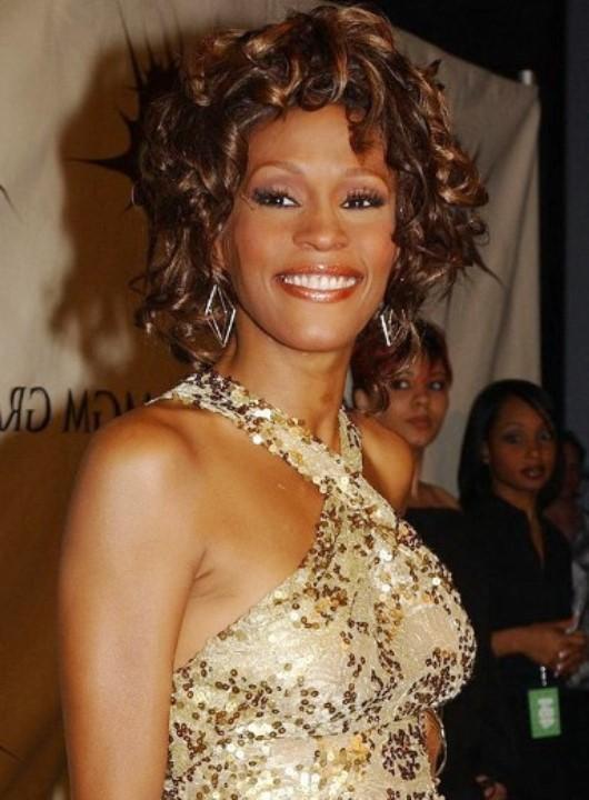 Whitney Houston hot