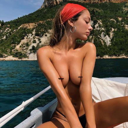 Mathilde Tantot nude