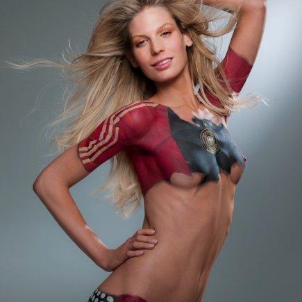 Sarah Brandner nude