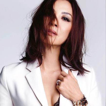 Michelle Yeoh hot