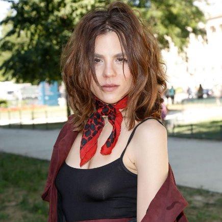 Morgane Polanski hot
